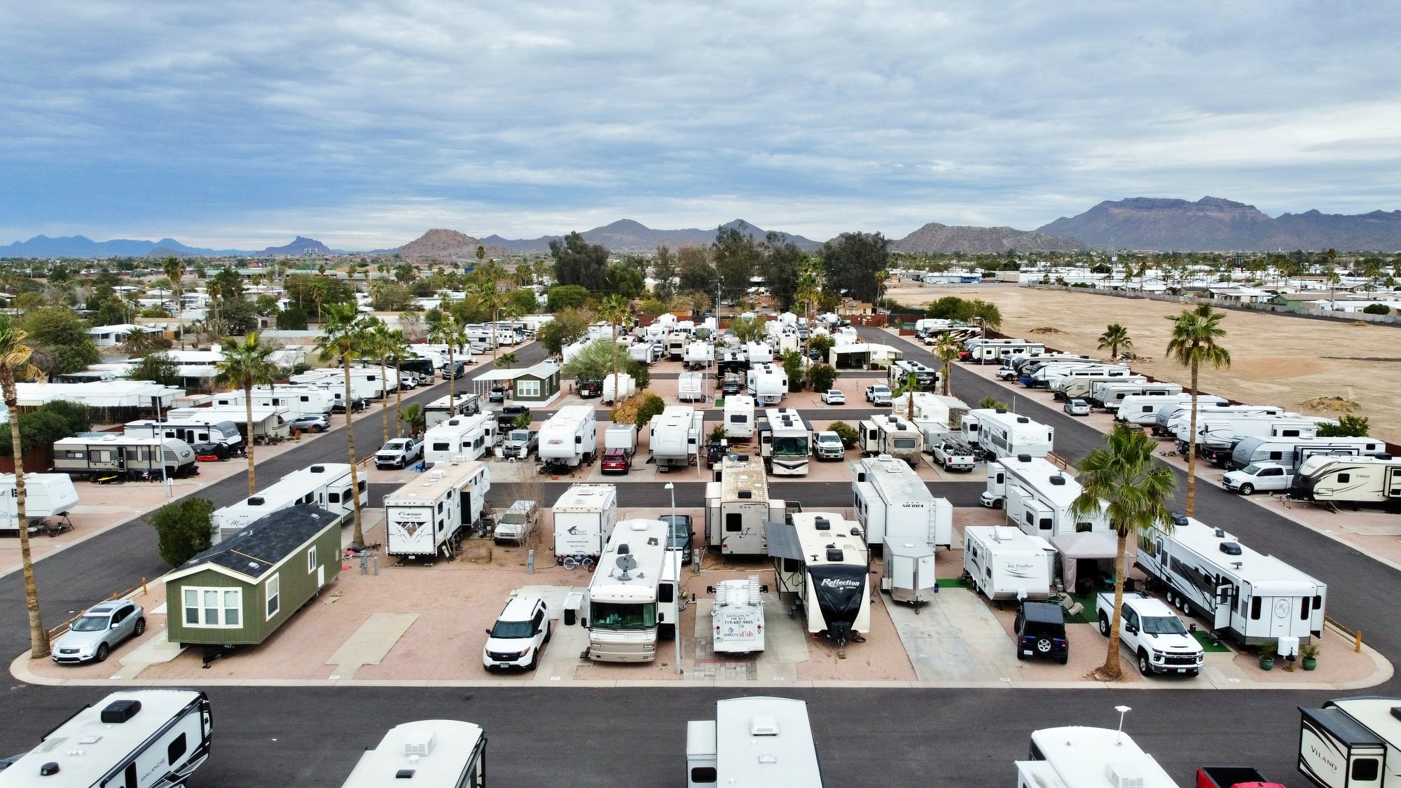 Mesa Sunset RV Resort